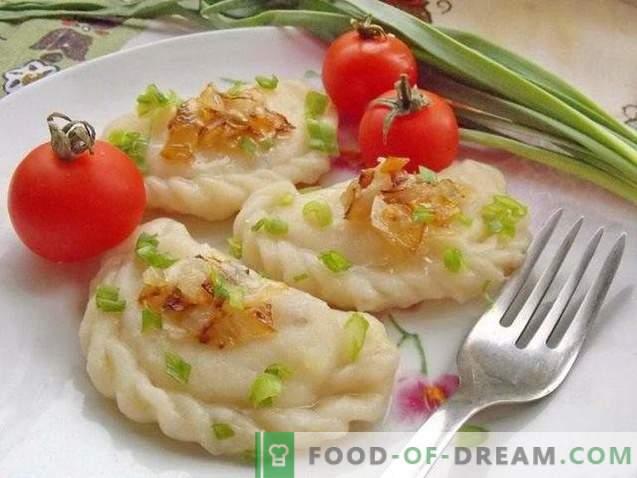 Pelmeenid kartulitega