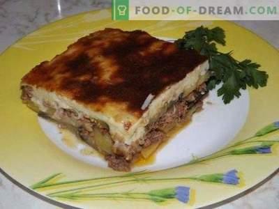 Kreeka Moussaka või