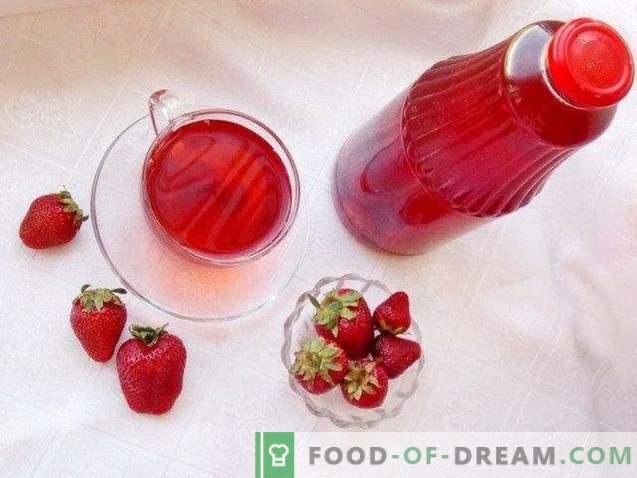 Maasika kompott