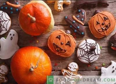Halloweeni pidulik laud - 6 puhkusepaketti