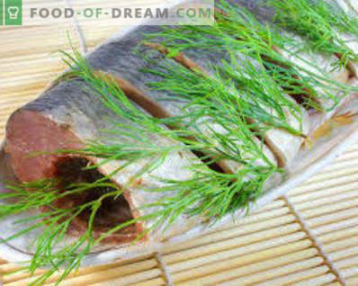 Kuidas makrellit kodus kiiresti ja maitsevalt soolata