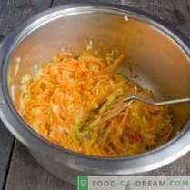 Pumpkin supp porgandi ja ingveriga