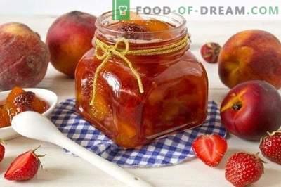 Marja-puuviljamahl virsikutest, maasikatest ja nektariinidest