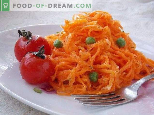 Maitsev Korea porgand