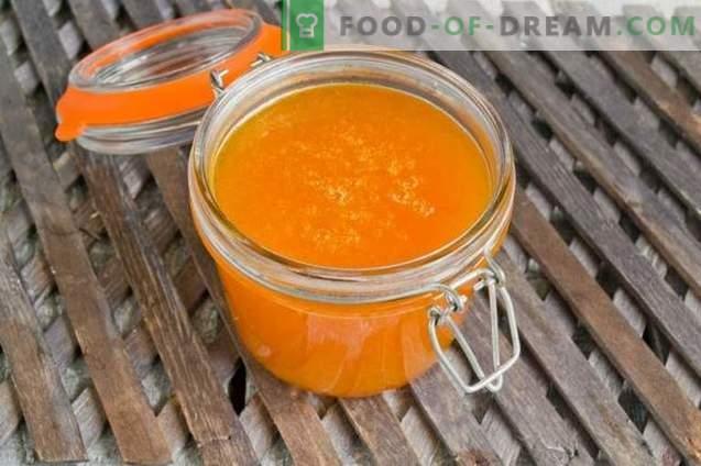 Apricot Instant Jam