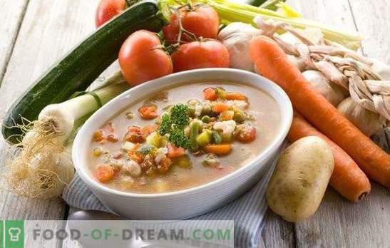 Laagri menüü: maitsvad laastud iga päev ja puhkusel - parimad retseptid. Paastuva menüü loomise põhimõtted ja maitsva paastu roogade saladused
