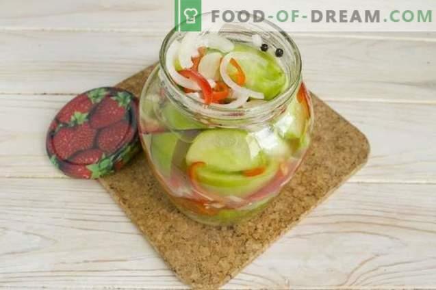 Talvel rohelised tomatid, sibul ja paprika