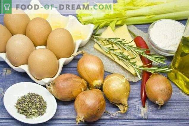 Onion Pie - Classic Provence