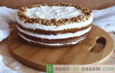 Recipes for making Dukan cakes for a variety of diets. Unlimited food and weight loss along with any cake according to Dukan's recipe