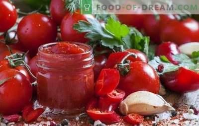 Kodune ketšup on kasulik ja üsna lihtne. Huvitavad omatehtud ketsupi retseptid tomatitest, paprikatest, karusmarjadest, õunadest, ploomidest ja kirsidest