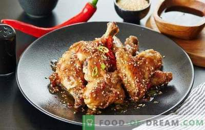 Chicken thighs in a slow cooker: fried, baked, steamed. A selection of interesting recipes for thighs in a slow cooker