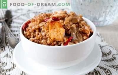 Tatar sealihaga aeglases pliidis - maitsev õhtusöök, kus ei ole palju vaeva. Parimad retseptid tatarile sealihaga aeglases pliidis