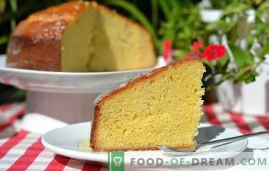 Vanilla küpsis: toiduvalmistamine ei nõua oskusi! Parimad retseptid lopsakate, õhukeste vanilli küpsiste jaoks piima või hapukoorega