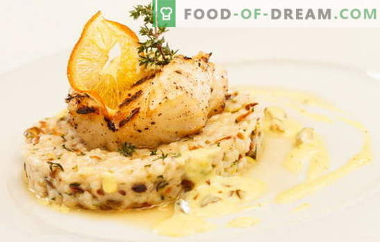 Koor koor: keetmine on lihtne, söömine on kasulik. Kala toiduvalmistamise võimalused: seente, juustu, krevettidega