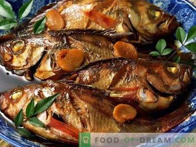 Festive fish: the best fish dishes for the holiday