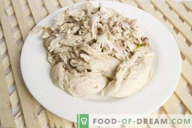 Kana kana küüslaugu noolega