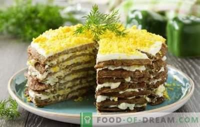 Maksakook (samm-sammult retsept) on rõõmus suupiste mis tahes puhkuseks. Kana, veiseliha, sealiha maksakook