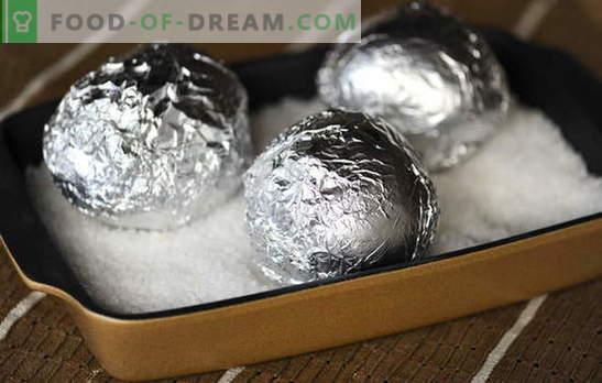 Peedid ahjus fooliumiga - küpsetada! Retseptid toiduvalmistamiseks peet ahjus fooliumis, erinevat tüüpi küpsetamine ja toidud sellega: maitsev!