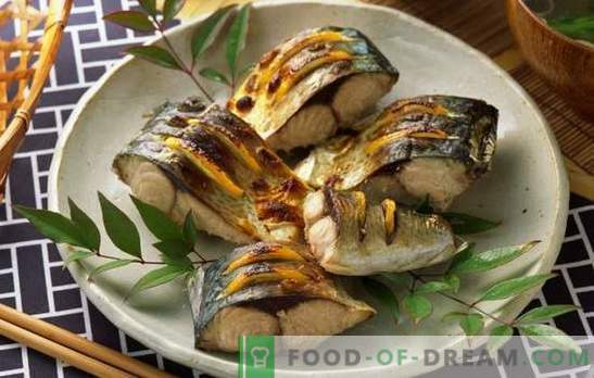 Paastunud kalaroogad: pidulik ja igapäevane. Retseptid, mis on valmistatud kalaroogadest: supid, supid, salatid, lihapallid, praad