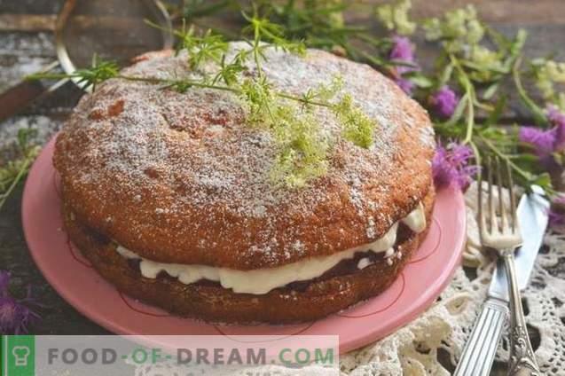 Victoria Sandwich - kuninglik kook
