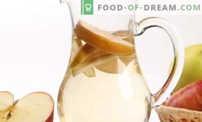 Compote din mere - cele mai bune rețete. Cum să compot corect și gustos făcut din mere.