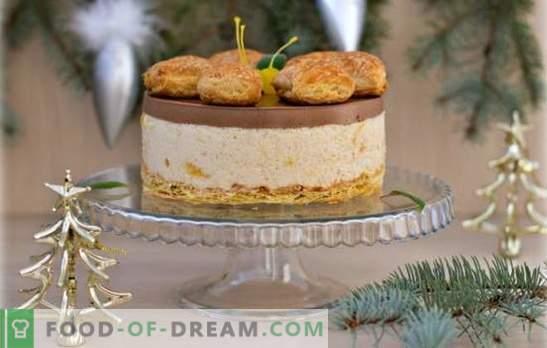 Alasti kook on kondiitritoodete uus trend. Retseptid ja huvitavad ideed kaasaegsete alasti kookide kujundamiseks