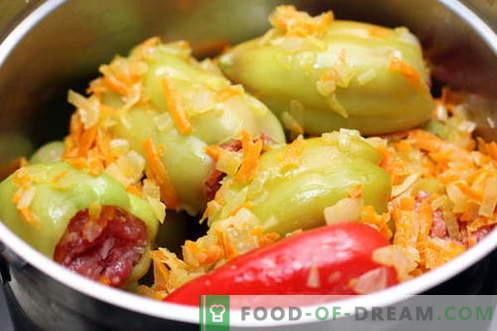 Peperoni Ripieni Le Migliori Ricette Come Cucinare Correttamente E Cucinare I Peperoni Ripieni