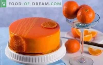 Toiduvalmistamine: šokolaadi-apelsini kook. Retseptid lihtsatele ja keerukatele apelsinikoogidele šokolaadiga ja ilma