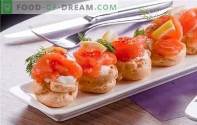 Kala eelroogad - maitsvad! Hariliku heeringa kõige maitsvama kala eelroogade, konservide, saia, võiga, juustuga, köögiviljadega