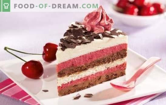 Kõige maitsvamad koogikreemid - stiilne valik! Retseptid maitsvate küpsiste kreemide ja teiste omatehtud kookide jaoks