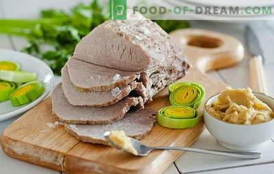 Come cucinare il manzo succoso e veloce? Quanto cucinare per il brodo, l'insalata o l'aspic: la finezza della cottura della carne