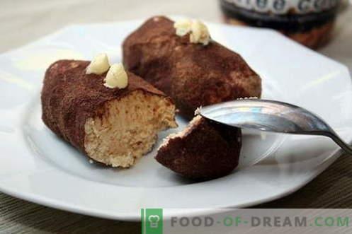 Cake potatoes - parimad retseptid. Kuidas õigesti ja maitsev, et valmistada kartulikooki.