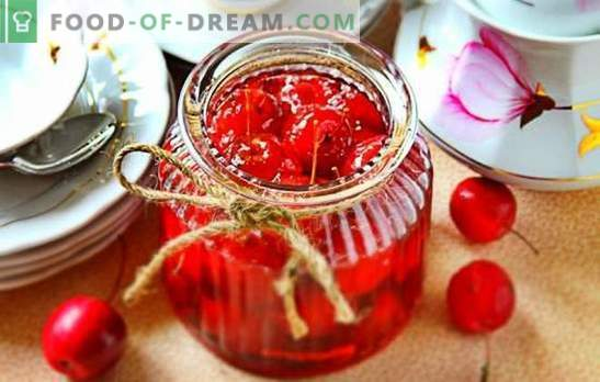 Paradise õunamahl - läbipaistev, tervete viljadega. Selge paradiisi õunamahla ökonoomne versioon