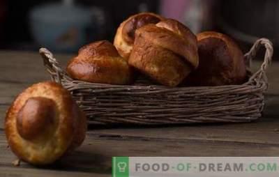 Brioche Buns - Prantsuse Gourmet!