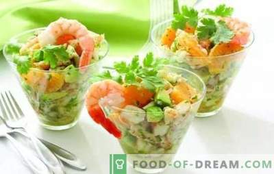 Kerge salat ilma majoneesita: maitsev, rahuldav, uus. Parimad retseptid kergetele salatitele ilma majoneesita juustuga, munaga, pita leiva, tursamakaga
