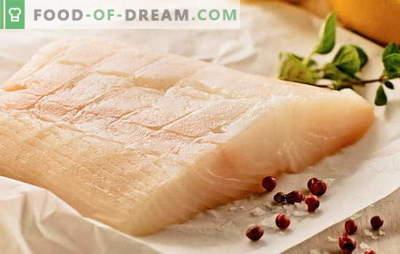 Merluusi fileed - retseptid: salatites, suppides, suppides ja muudes roogades. Merluusi fileed: tõestatud ja originaalsed retseptid