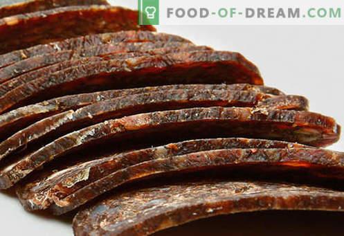 Kodu basturma - parimad retseptid. Kuidas korralikult ja maitsvalt küpsetada kodus veiseliha või kana.