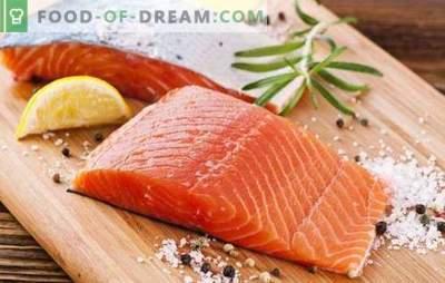 Suitsutatud lõhe on lõhnav punane kala! Suitsutatud lõhe valmistamine kodus, huvitavate roogade retseptid