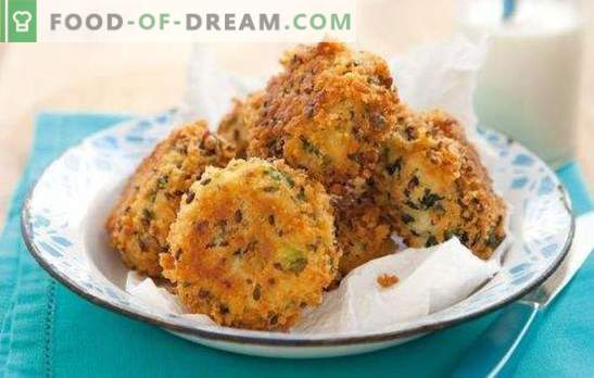 Chum cutlets - võimatu mitte armuda! Retseptid erinevate kanaliha jaoks: köögiviljade, leiva, manna, juustu, peekoniga ja kartulitega