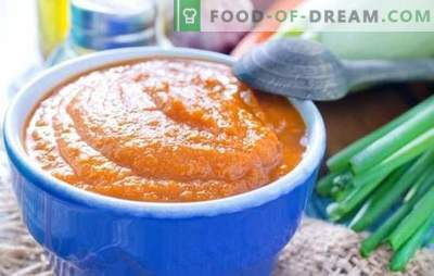 Squash kaaviar majoneesiga - lapsepõlvest tuttav maitse. Parimad retseptid squash-kaaviarile majoneesiga