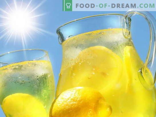 Apelsini ja sidruni kompott on suurepärane võimalus immuunsuse säilitamiseks toonides. Parimad sidruni- ja apelsinikompotide retseptid