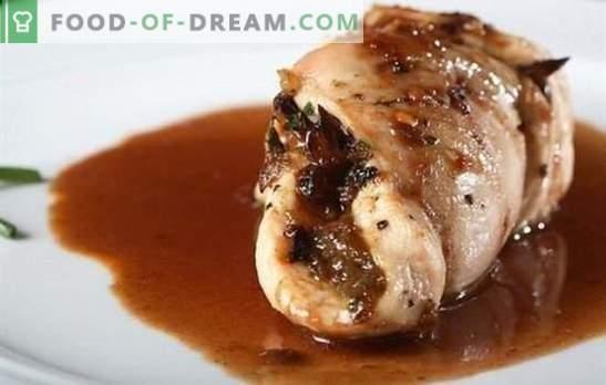 Kana rinnaga sojakastmes on maitsev maitsev maitsev roog. Parimad retseptid kanarindale sojakastmes