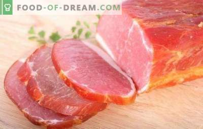Pork balyk at home is a natural product! Technology of cooking balyk from pork at home
