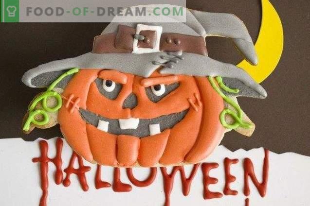 Pumpkin Jack Halloween küpsised