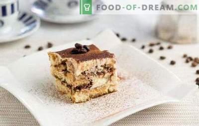 Maitsvad ja lihtsad magustoidud: valmistage kodus kiiresti maiustusi! Lihtsaimad retseptid küpsistest, söögipulgadest, puuviljadest, hapukoorest ja piparkoogidest valmistatud magustoidudeks