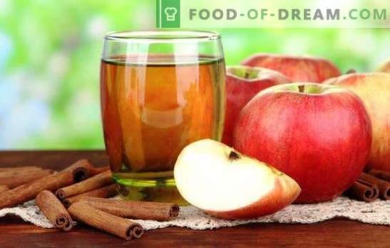 Mahla mahl, mis ei sisalda mahlapresse, on kasulik looduslik jook. Parimad retseptid mahlale mahla ilma mahlapressita
