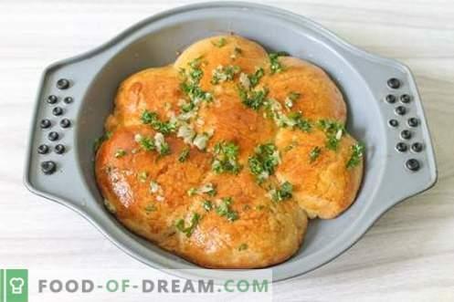 Küüslauguga pelmeenid - parimad borshid või supid!