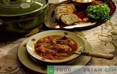Igapäevane supp - küpseta vanade retseptide järgi! Toiduvalmistamise tehnoloogia, koostisosad ja igapäevased toimetulekuvõimalused