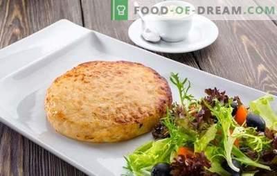 Pike ahvena kotletid on lõunaks ja õhtusöögiks suurepärane roog. Valmistage hamburgereid haugi ahvenast: manna, seente, krevettidega