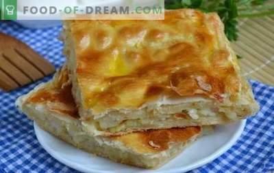 Kihiline kook konservikalaga - originaal! Retseptid tuunikala, heeringa, sauri, lõhe konserveeritud kalafilee valmistamiseks